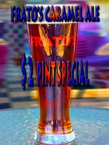 Frato's Caramel Ale Pint Special